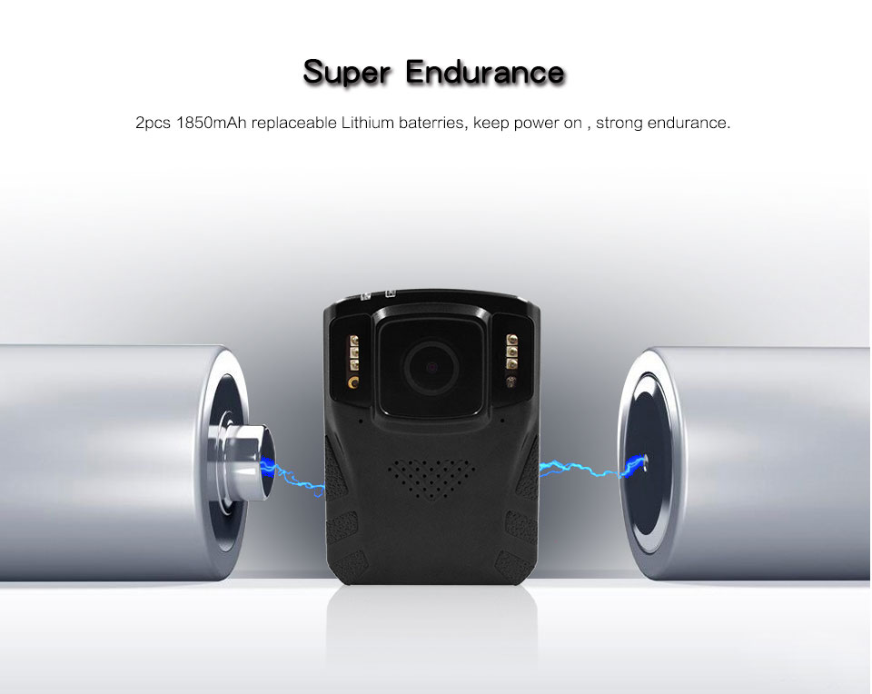 M571 Police Camera