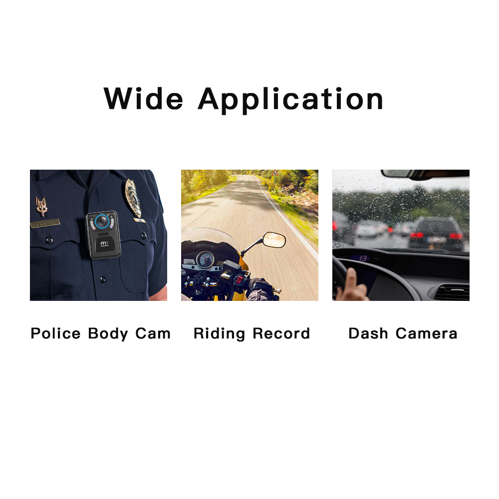 C3 Fashion Mini Body Camera